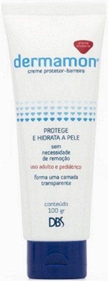 Dermamon Creme Protetor Barreira 100 Gramas Dbs