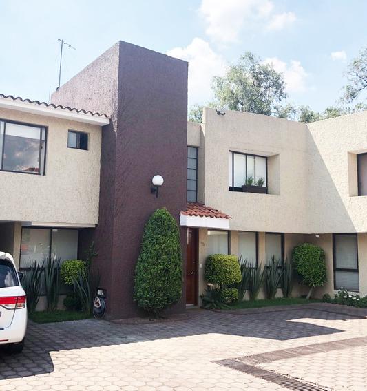 Casa En Renta La Magdalena Contreras
