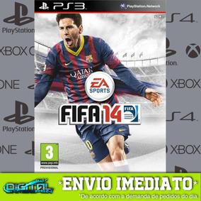 Fifa 14 Ps3 Psn Jogo Digital Envio Hoje!