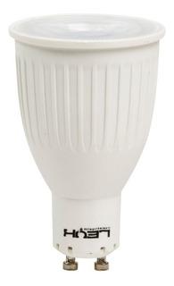 Lámpara Dicroica Led 12w 220v Gu10 Luz Blanco Calido Frio