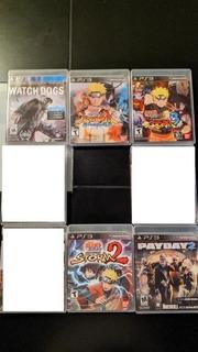 Juegos De Ps3 - Naruto Storm Ps3