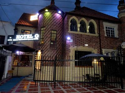 Vendo Hotel Bogotá