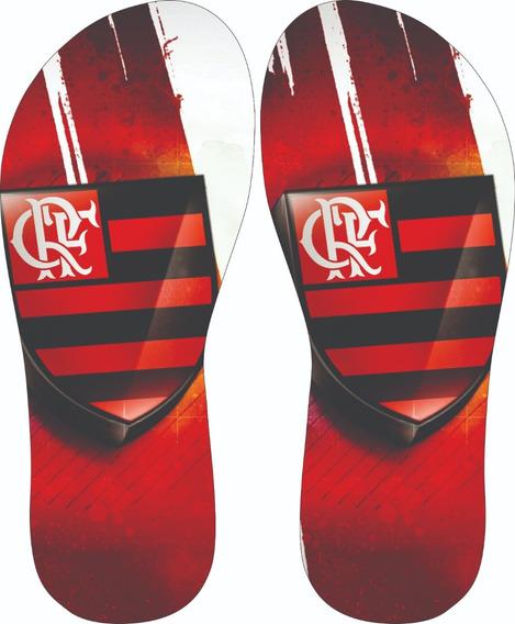 Chinelo Flamengo - Tipo Havaianas