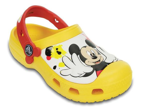 Crocs Niño Mickey - Cr15856