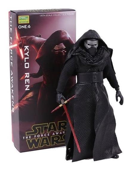Oferta Kylo Ren Darth Vader Crazy Toys Star Wars Ñ Hot Toys