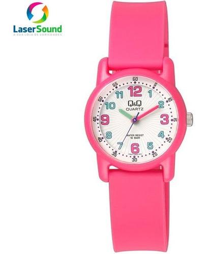 Relógio Q&q By Japan Infantil Vr41j002y C/ Garantia E Nf