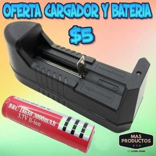 2en1 Modelo 18650 Carg.... Y ..... Bat