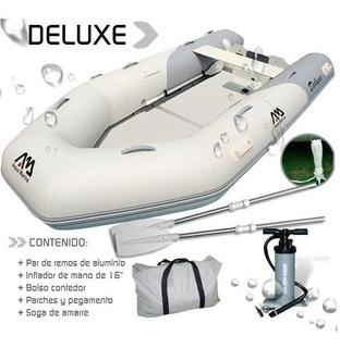 Gomon Desarmable Aquamarina Deluxe 330 Con Piso Madera