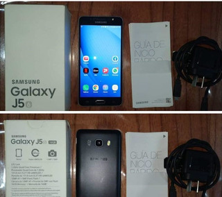 Samsung Galaxy J5 2016 16gb + Microsd 4gb Dual Sim