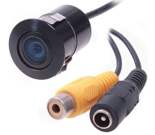 Camara Retroceso Auto Kit De Retroceso Vision Nocturna E18mm