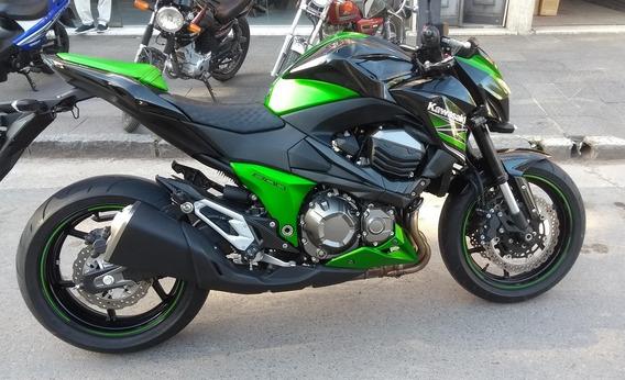 Kawasaki Z800 2014 1000 Km Reales