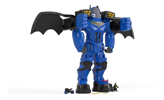 Imaginext Dc Super Friends Battlebot