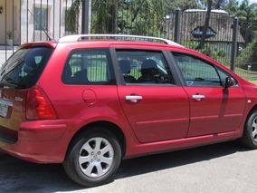 Peugeot 307 Sw Automatica 2.0 - 7 Pasajeros