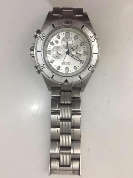 Relógio Náutica Original!!!