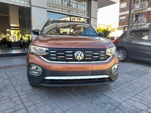 Volkswagen T-cross 2021 1.6 Highline At