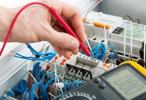 Imagem 1 de 1 de Eletricista Residencial