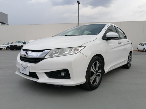 Honda City 1.5 Lx At 2015