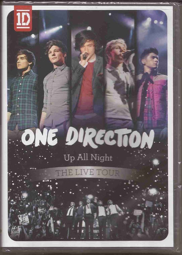 One Direction - Dvd - Up All Night  The Live Tour