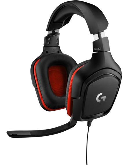 Auriculares Gamer Stereo G332 Logitech G