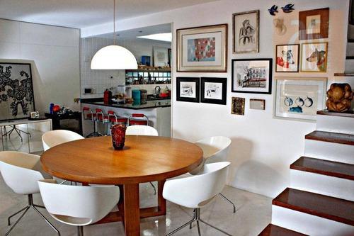Imagem 1 de 18 de Casa Residencial À Venda, Alto De Pinheiros, São Paulo - Ca0387. - Ca0387