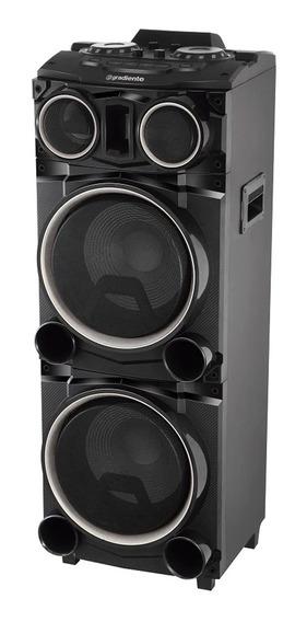 Caixa Amplificada Power Bass Gca103 Bt Usb 1500w Gradiente