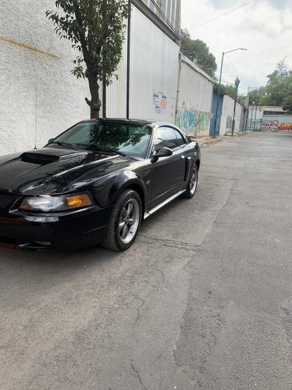 Ford Mustang 4.6 Gt Equipado Piel At 2003