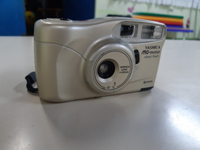 Câmera Analógica Máquina Fotográfica Yashica Mg Motor Kyocer