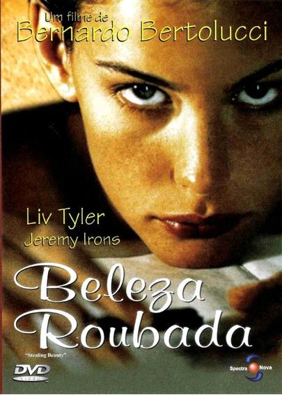 Dvd - Beleza Roubada - ( Stealing Beauty )