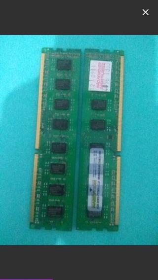 Memoria Ram Ddr3 2x4
