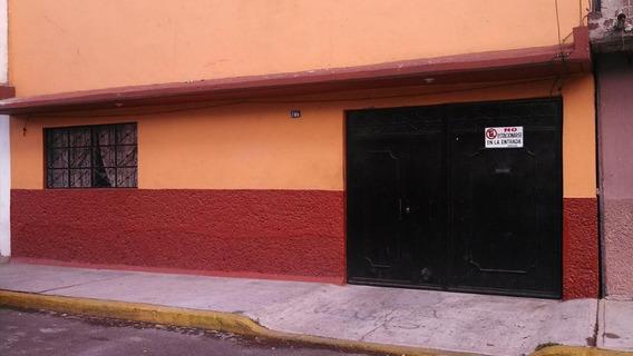 Propiedad En Venta En Benito Juárez (aurora), Nezahualcóyotl, México.