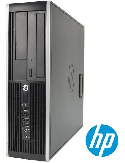 Computador Hp 8200 Core I5 4gb 500gb - Seminovo