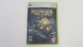 Bioshock 2 - Xbox 360 - Original Mídia Fisica - Usado