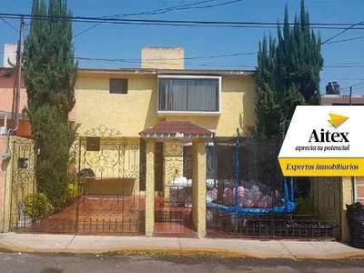 Hermosa Casa En Remate Bancario Tlalnepantla- Viveros De La Loma