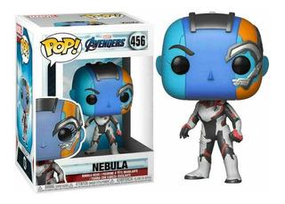 Funko Pop Marvel Avengers Endgame 456 Nebula En Stock