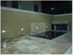 Imagem 1 de 20 de Casa Com 5 Dormitórios, 2 Suítes E 2 Vagas  À Venda, 400 M² Por R$ 3.000.000 - Campo Grande - Santos/sp - Ca1648