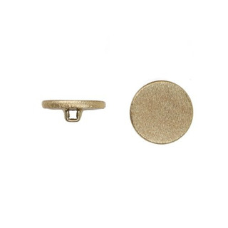 C Y C Metal Products 5051 Flat Florentine Metal Button, Size