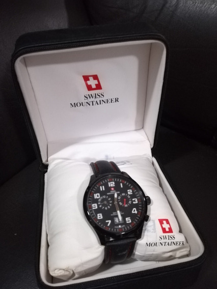 Reloj Swiss Mountainer Sin Bateria