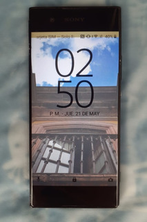 Smartphone Sony Xperia Xa1 G3123