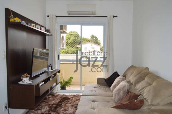 Apartamento Com 2 Dormitórios À Venda, 61 M² Por R$ 265.000 - Green Village - Nova Odessa/sp - Ap2203