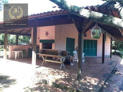 Lindo Sitio Escriturado, Em Condomínio Próximo Ao Centro De Viamão - Si0010