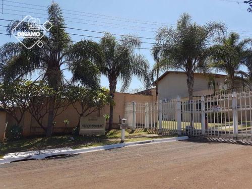 Sobrado Com 3 Dormitórios À Venda,- Jardim Botânico - Ribeirão Preto/sp - So0380