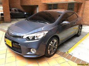 Kia Cerato Koup At 2000 Cc Refull