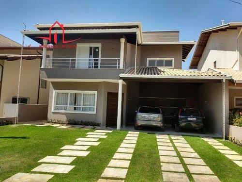 Casa A Venda No Bairro Ortizes Em Valinhos - Sp.  - 2467-1