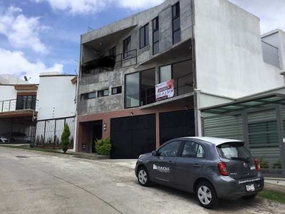 Departamento Cumbres Las Ánimas Dentro De Fraccionamiento Cerrado Xalapa