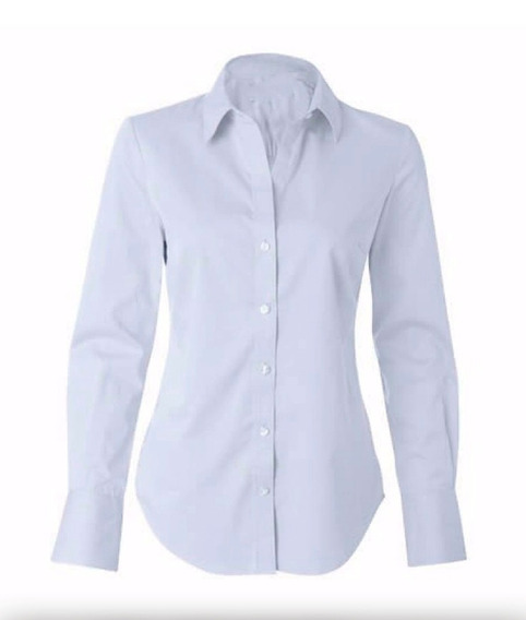 Camisas - Camisete Social / Branca Preta Kit5