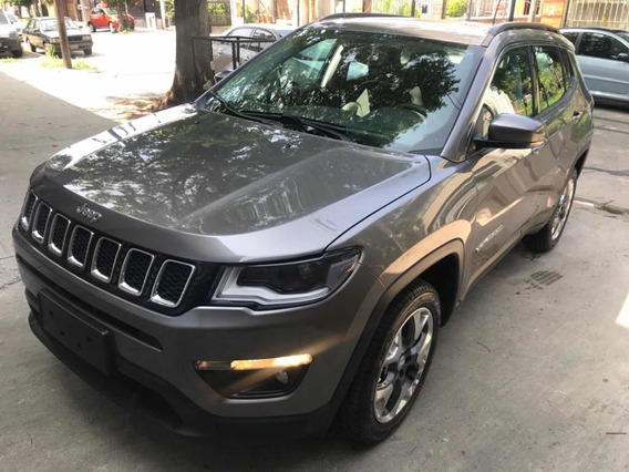 Jeep Compass Longitude Plus At9 Awd Blindada Rb3
