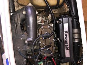 Kawasaki Srx 800