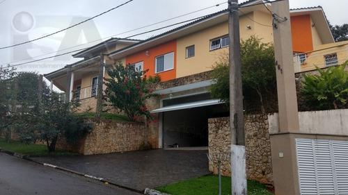 Casa Em Condomínio Em Jardim Aracy - Mogi Das Cruzes, Sp - 2271