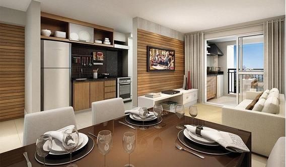 Apartamento Com 2 Dormitórios À Venda Por R$ 468.180 - Ap1079