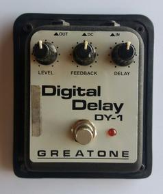 Pedal Guitarra Digital Delay Greatone Dy-1